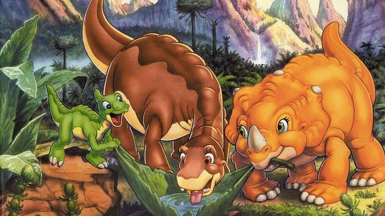 Динозавры для детей 3 лет видео