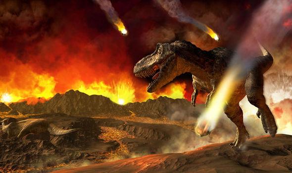 Как вымерли динозавры видео, как динозавры вымерли видео