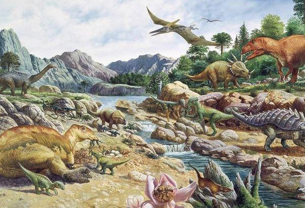 Динозавры мелового периода