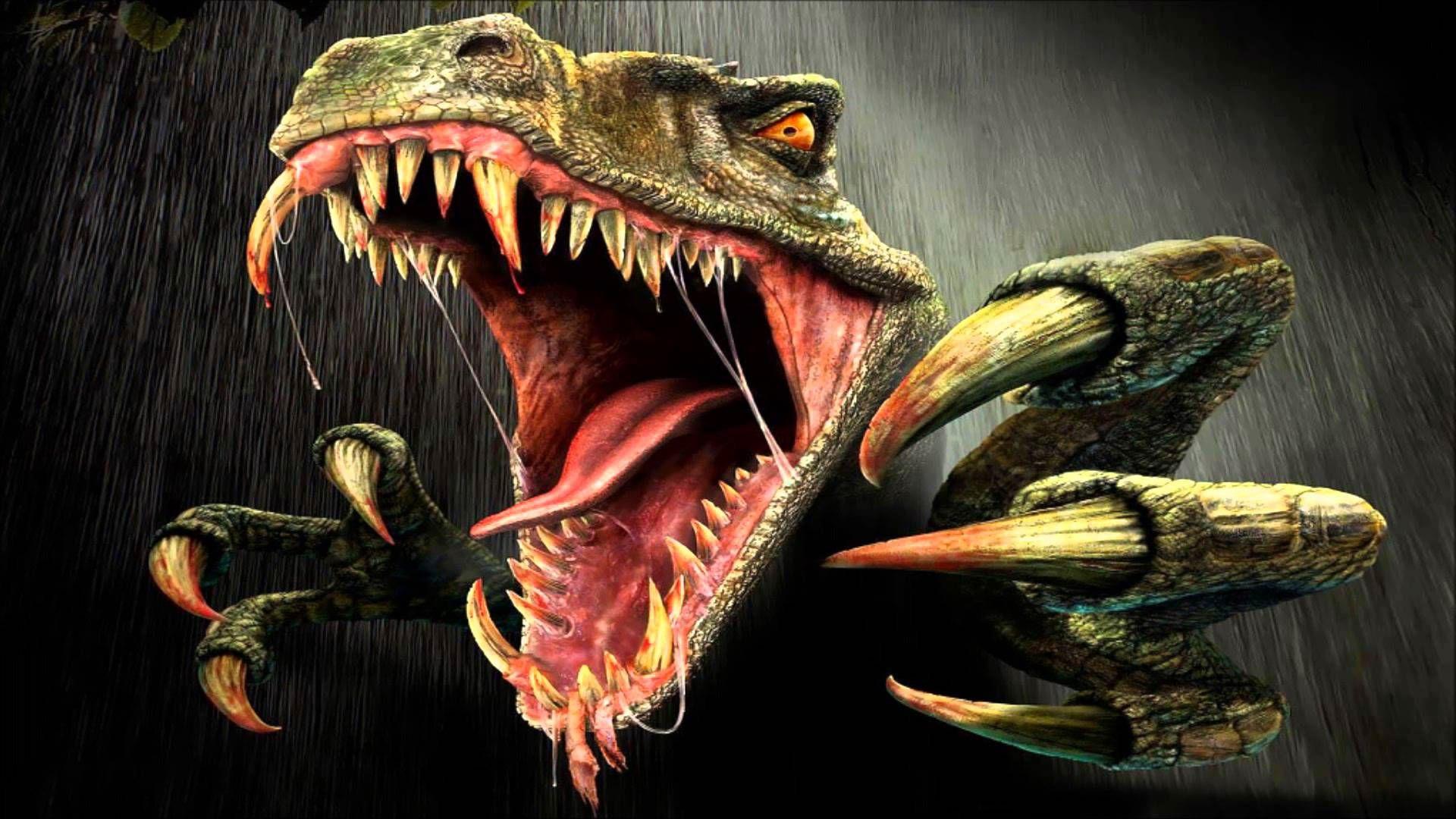Хищные динозавры фото и названия