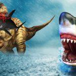 Акулы и динозавры