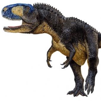 Ругопс, динозавр ругопс