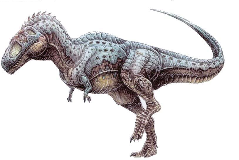 Тираннотитан, динозавр тираннотитан