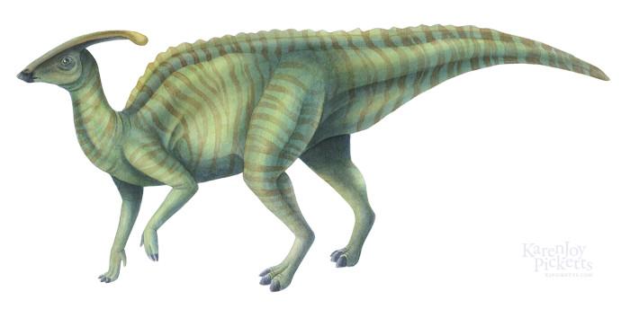 Гадрозавр, гадрозавр фото