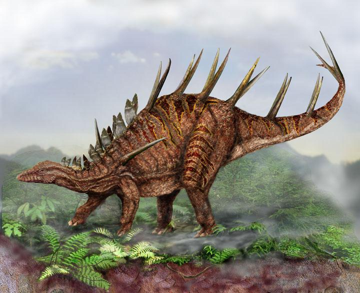 Кентрозавр, кентрозавр фото