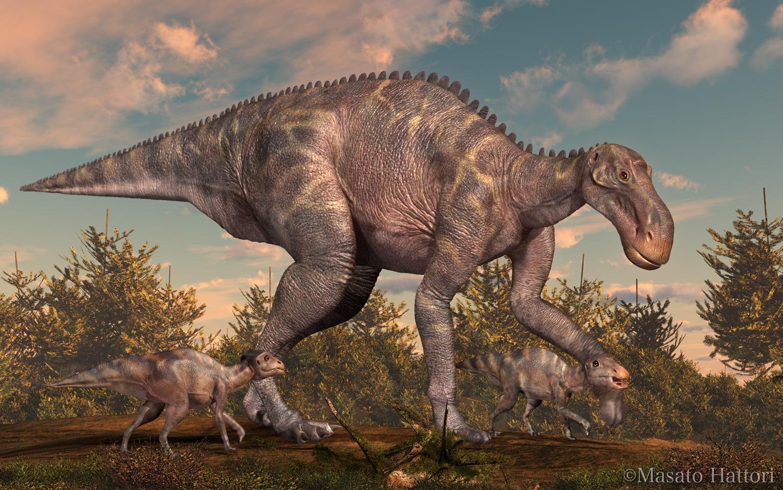 Майазавр, динозавр майазавр