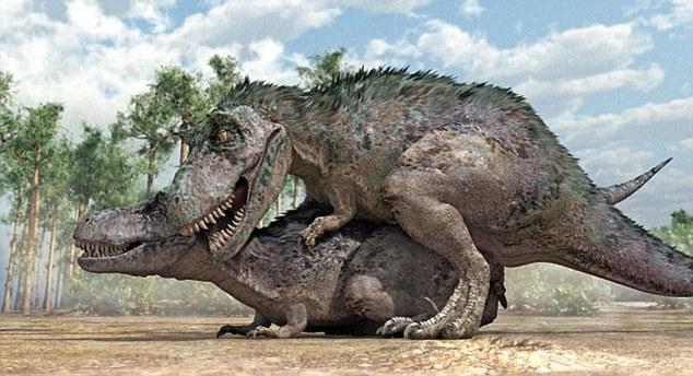 Динозавры как размножались