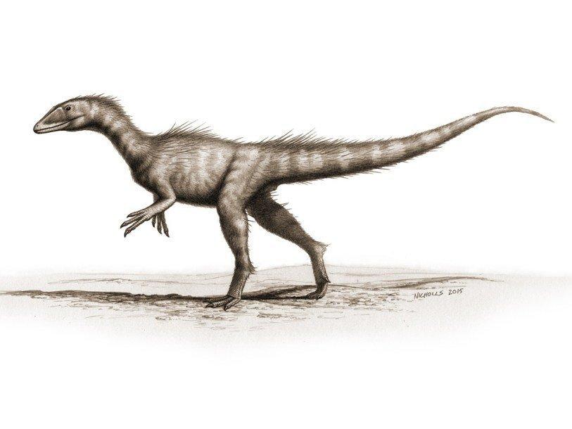 Первые динозавры, первый динозавр самый
