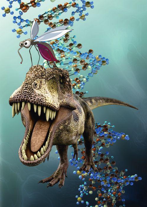 ДНК динозавра