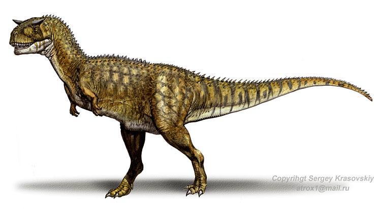 Карнотавр, динозавр карнотавр, карнотавр фото
