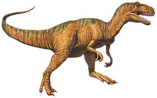 Аллозавр, аллозавр фото