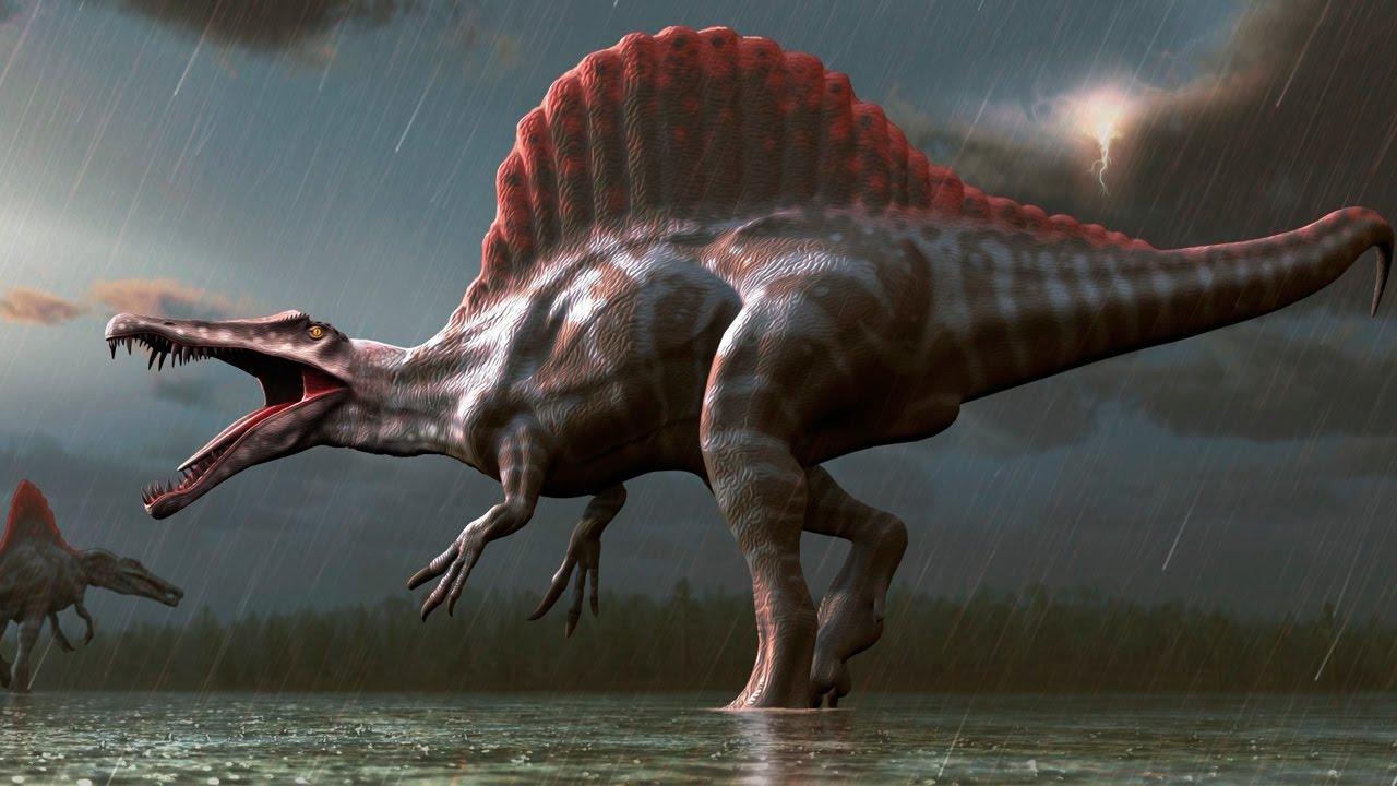Самый крупный хищный динозавр