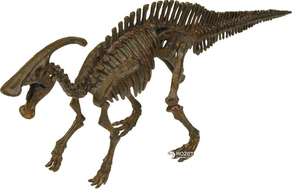 динозавр с гребнем на голове