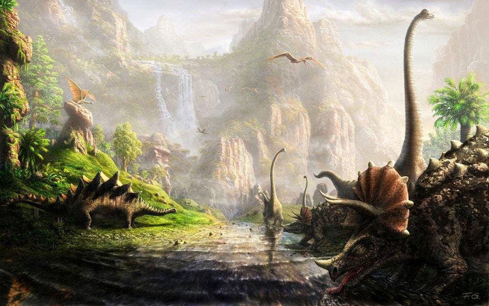 Динозавры юрского периода видео, динозавры юрского периода