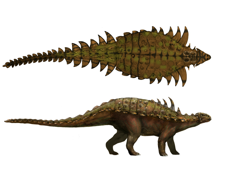Гастония , динозавр гастония