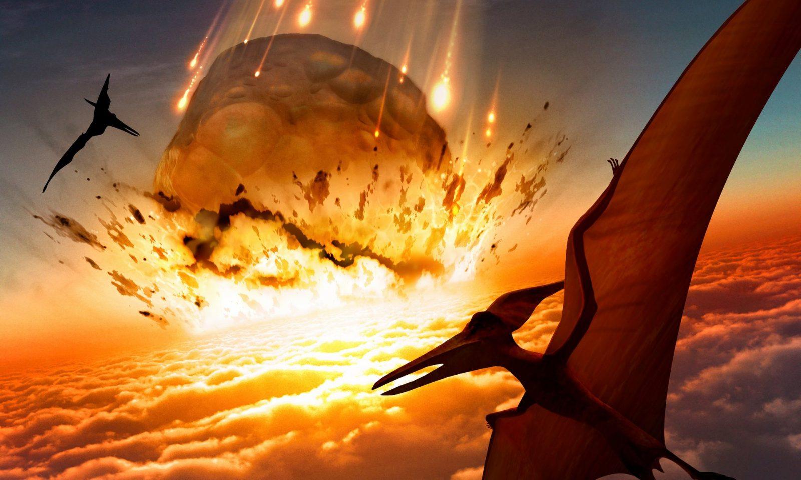 Когда умерли динозавры, как умерли динозавры