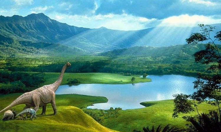 Периоды динозавров