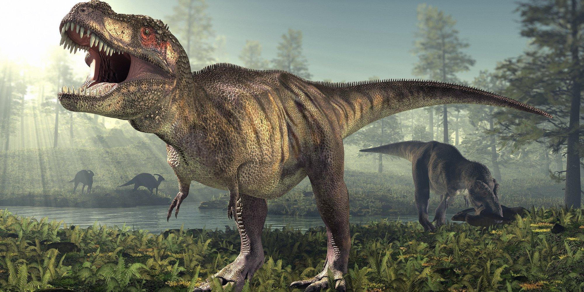 Тарбозавр размеры