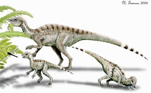 Всеядные динозавры