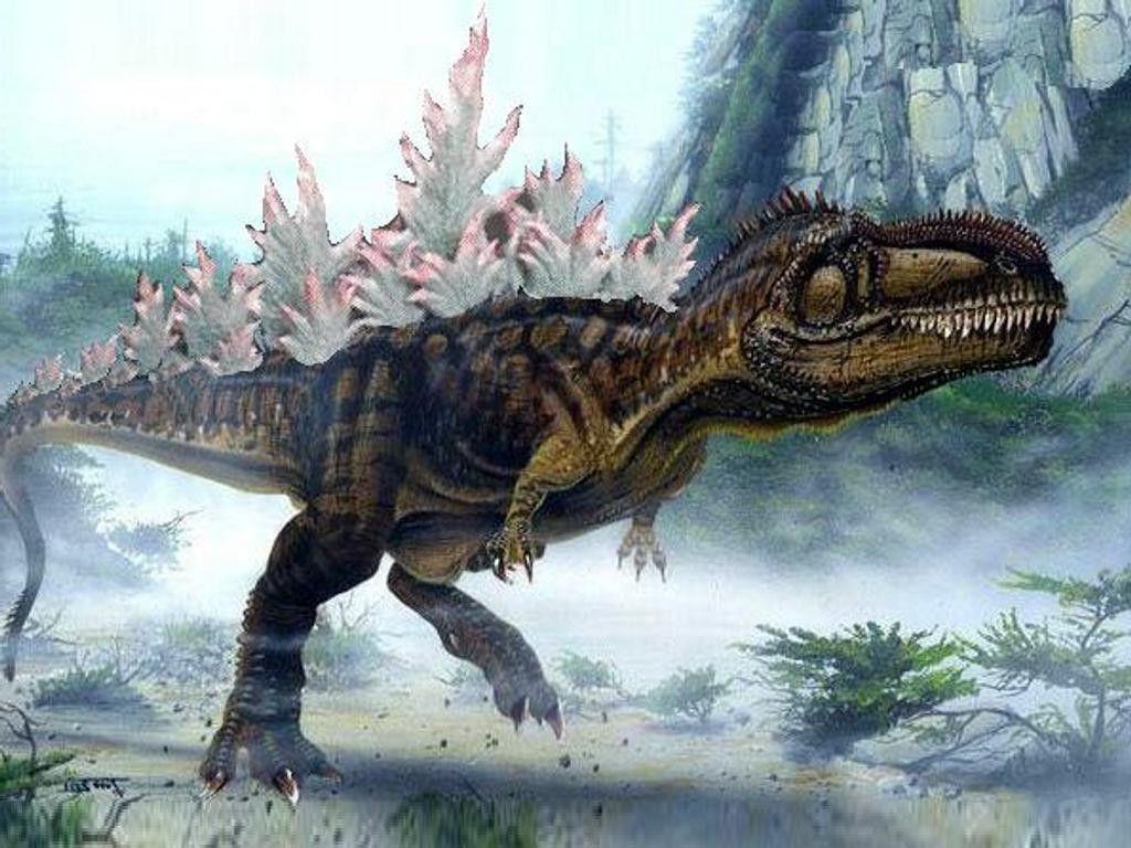 Самый сильный динозавр, самый сильный динозавр в мире