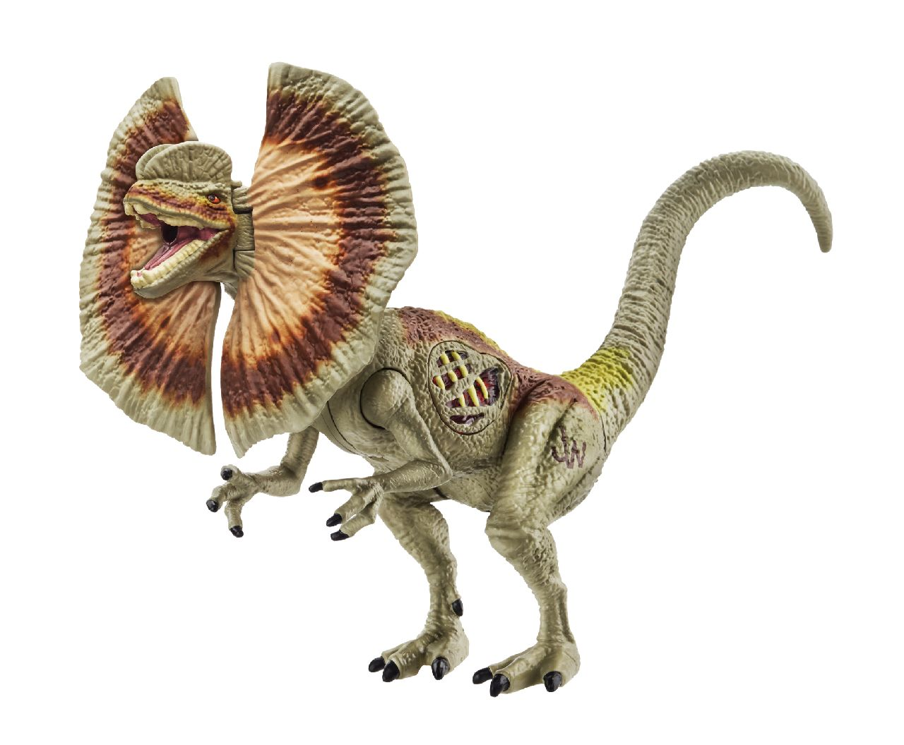 Как называется динозавр с гребнем на голове