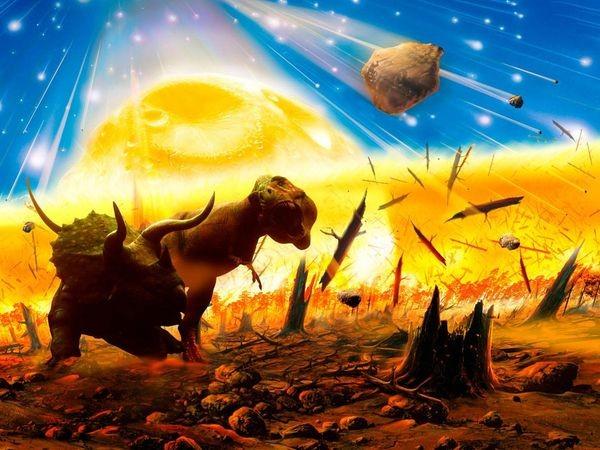 Когда вымерли динозавры