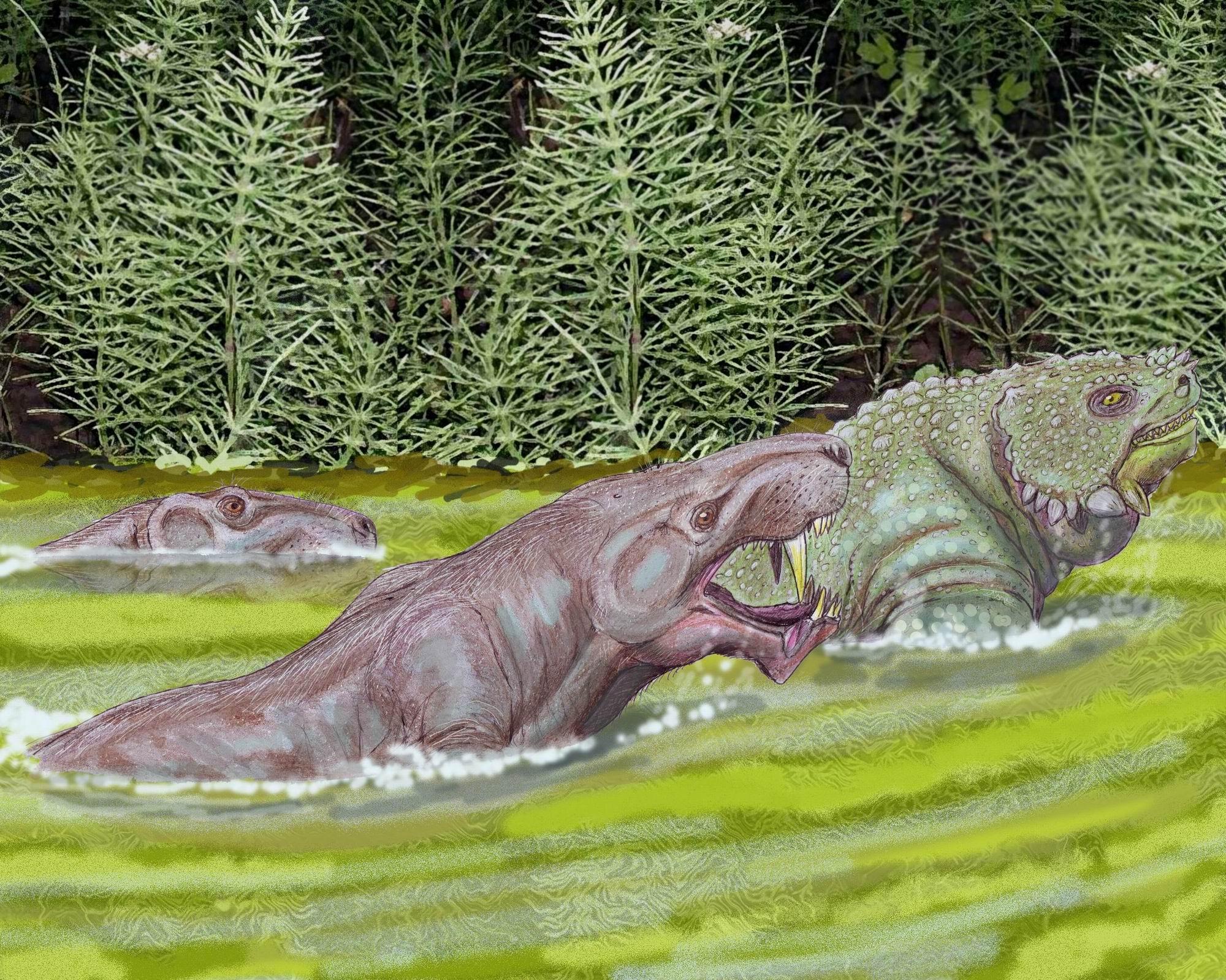 Как появились динозавры, как на земле появились динозавры