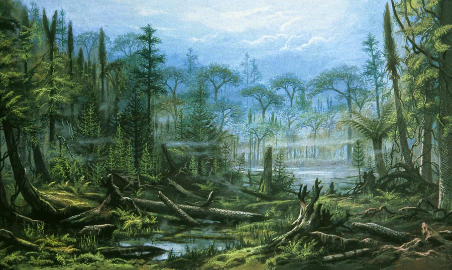 Динозавры юрского периода