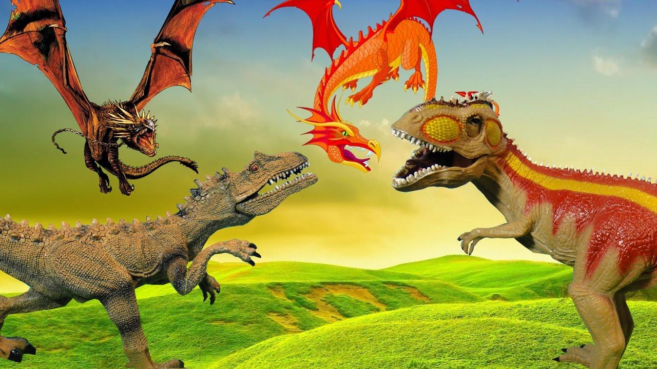 Динозавры и драконы