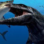 Динозавры плавающие