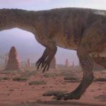 Заурофаганакс, динозавр заурофаганакс