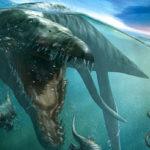 Морские динозавры