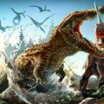 Самый большой хищный динозавр