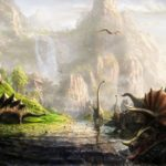 Динозавры юрского периода видео, Юрский период динозавры