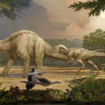 В каком периоде не жили динозавры