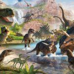 Динозавры обои на рабочий стол, обои на рабочий стол динозавры