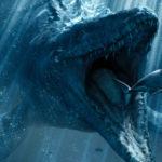 Динозавр рыба, динозавр рыба