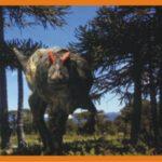 Название динозавров с картинками для детей