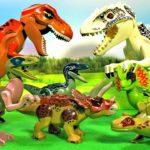 Динозавры игрушки картинки