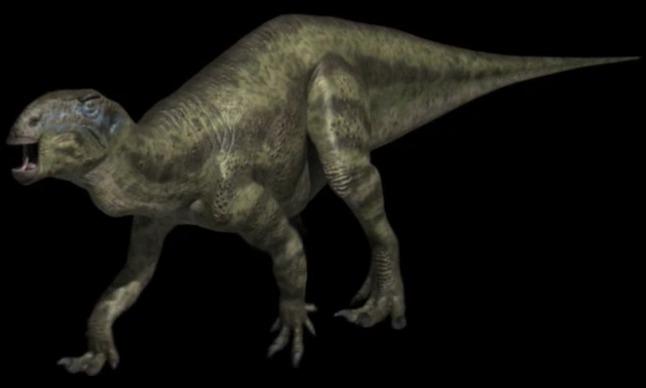 Тенонтозавр, фото тенонтозавр