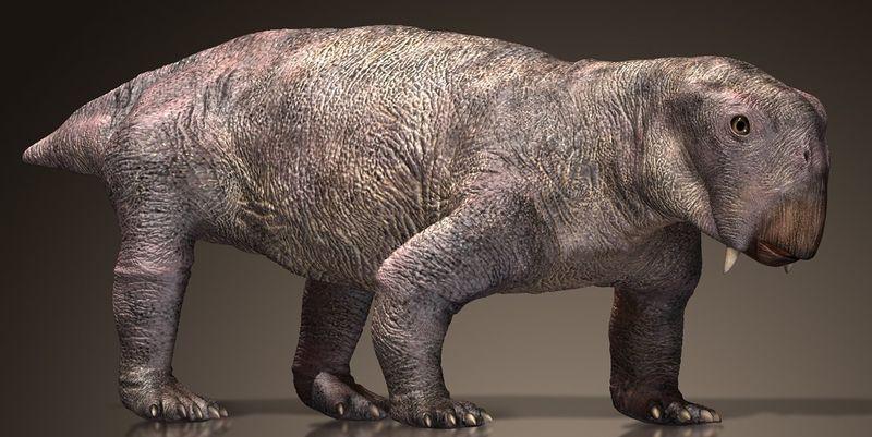 Листрозавр