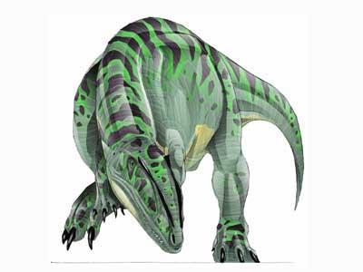 Бахариазавр