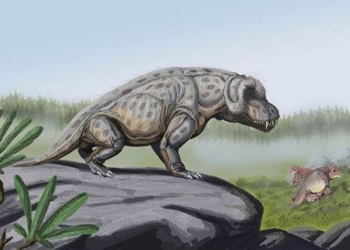 Антеозавр