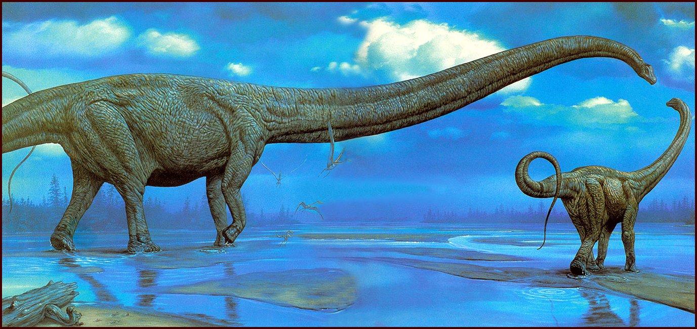Маменьчизавр фото