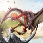 тропеогнат птерозавр