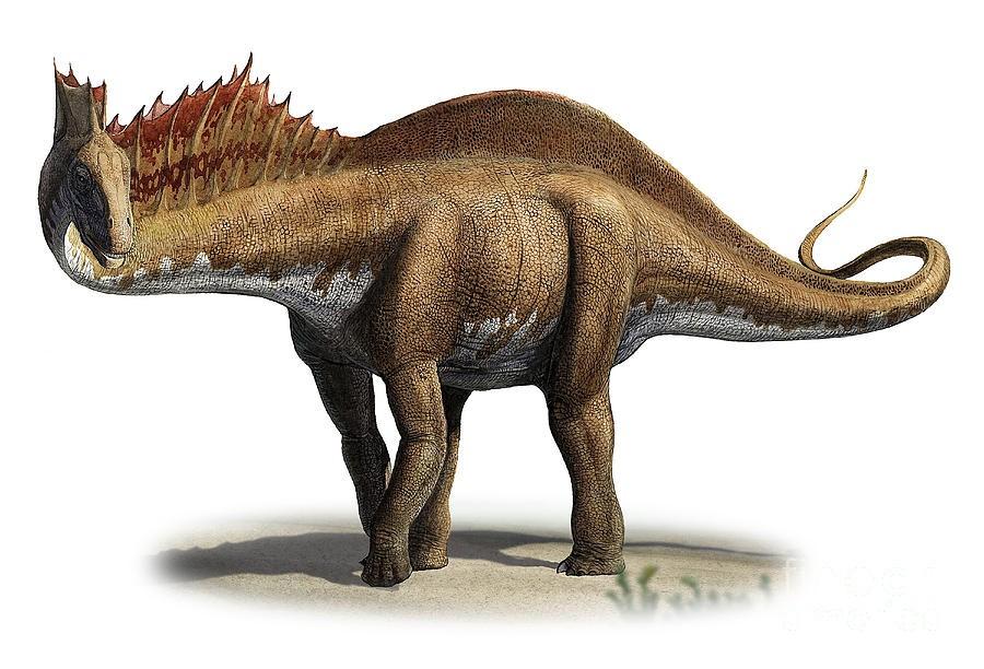 Дикреозавр