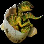 яйца динозавров, яйцо динозавра