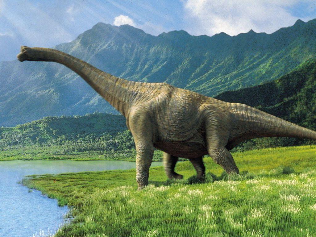 Гигантский динозавр 8 букв