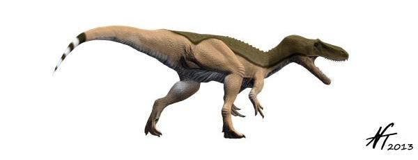 Бахариязавр