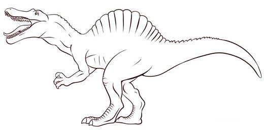 Малюнки динозаврів